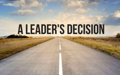 A Leader's Decision