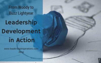 From Woody to Buzz Lightyear: Leadership Development in Action