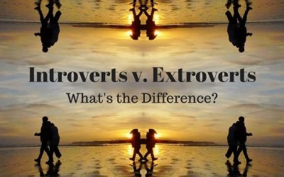 Introverts v. Extroverts: What's the Difference