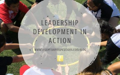 Leadership Development in Action