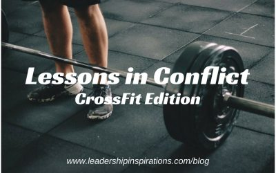 Lessons in Conflict: CrossFit Edition