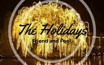 The Holidays…Friend and Foe?