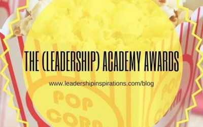 The (Leadership) Academy Awards