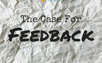 The Case for Feedback