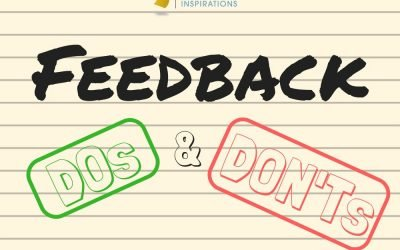 Feedback Dos and Don'ts