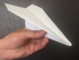 Paper Airplane Introductions