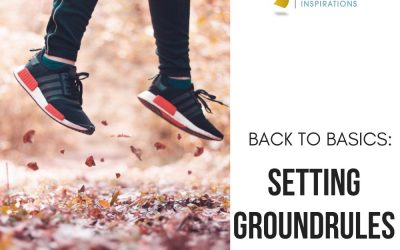 Back to Basics: Setting Groundrules