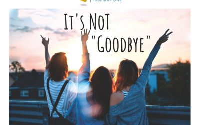 "It's Not ""Goodbye"""