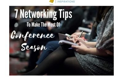 7 Networking Tips to Make the Most of Conference Season