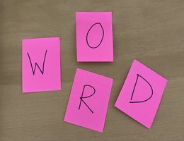 Wordsmithing