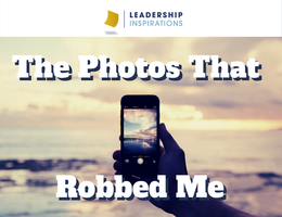 The Photos That Robbed Me