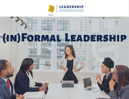 (In)Formal Leadership