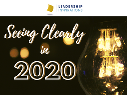 Seeing Clearly in 2020