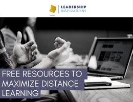 Free Resources to Maximize Distance Learning