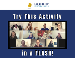Try this Activity in a FLASH!