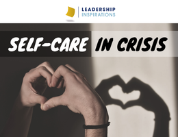 Self-Care in Crisis