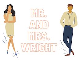 Mr. and Mrs. Wright