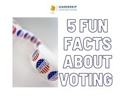 5 Fun Facts About Voting