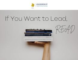 If You Want to Lead, Read