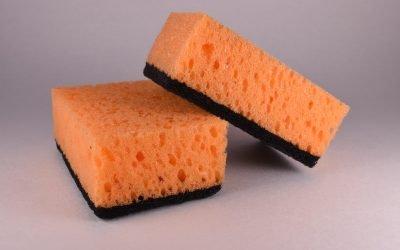 Exciting Sponge