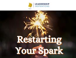 Restarting Your Spark